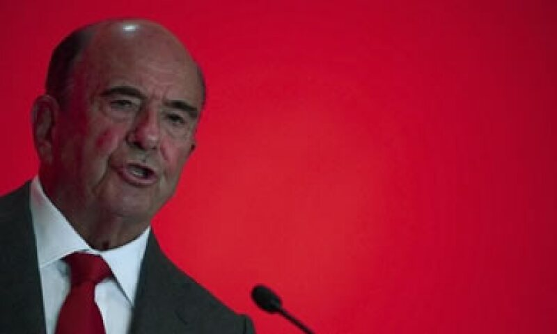 Cuando Botín asumió la presidencia de Santander en 1986, el banco era uno de los siete principales de España, pero bajo su gestión se convirtió en uno de los principales a nivel mundia.  (Foto: Reuters)
