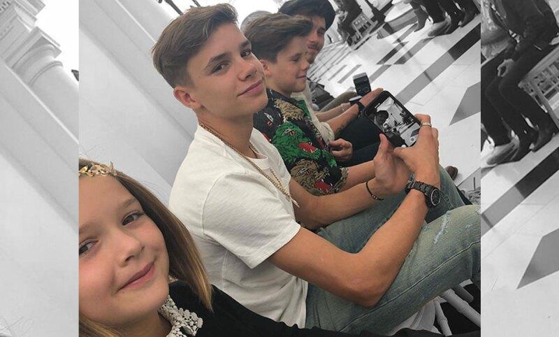 Beckham-family-Victoria-Beckham-Front-row