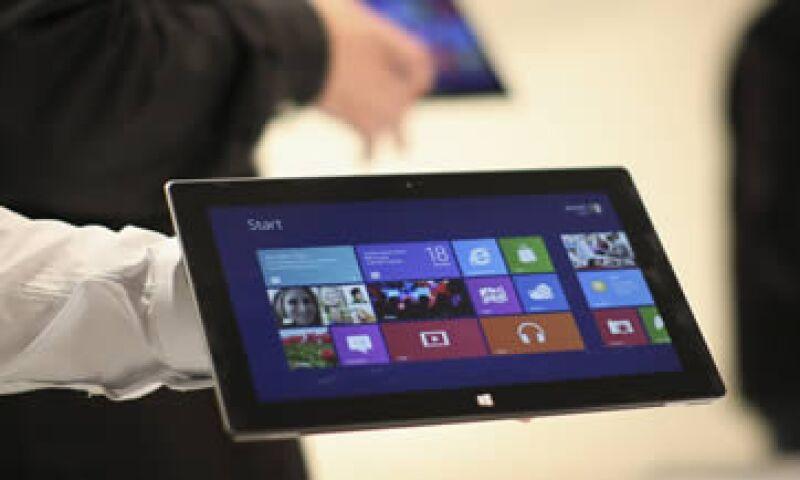 La Surface de Microsoft saldrá  en dos versiones. (Foto: Reuters)