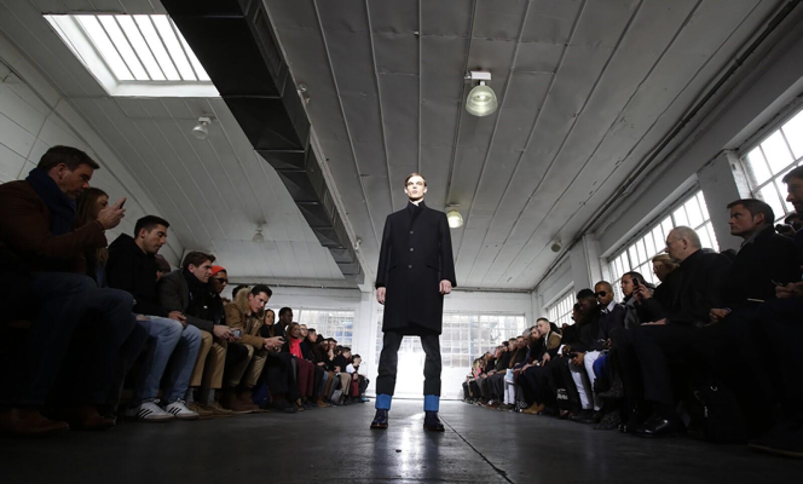 Se estima que la Fashion Week de Nueva York deja una derrama económica de 40 millones de dólares al año.