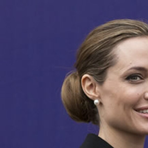 Angelina Jolie ha recorrido un largo trayecto desde sus días salvajes hace 10 o 12 años. (Foto: AP)