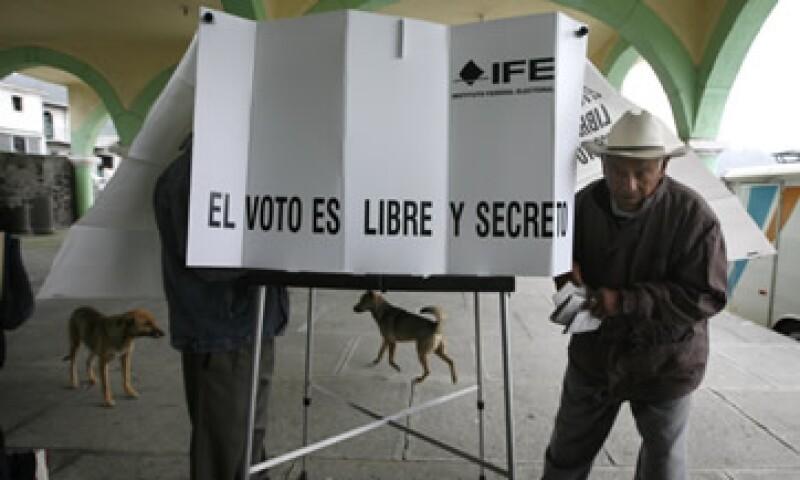 Las anteriores votaciones para renovar a la Cámara de Diputados se celebraron en 2009. (Foto: AP)