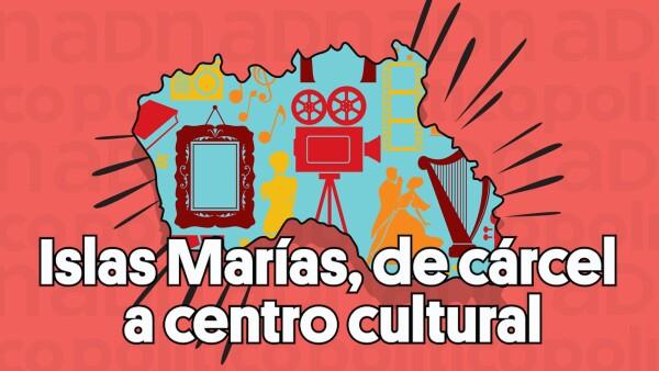 #ClipADN | Islas Marías, de cárcel a centro cultural