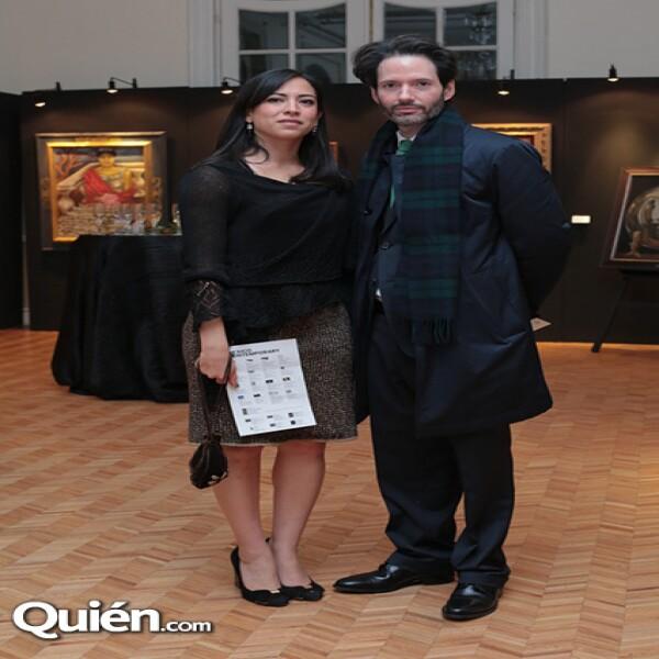 Sandra Murra, Juan Carlos del Valle