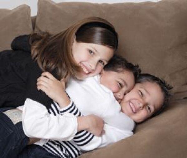 En un principio el mayor temor de Marigely era que sus niños no se acordaran de su papá.