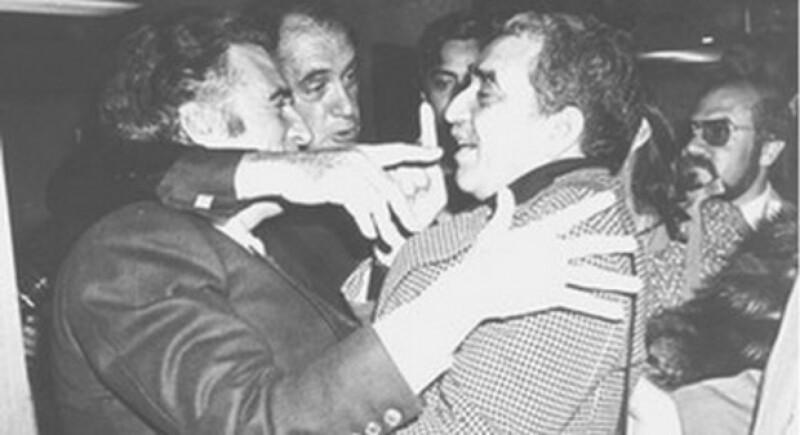 El periodista fue amigo de su contemporáneo Gabriel García Márquez.