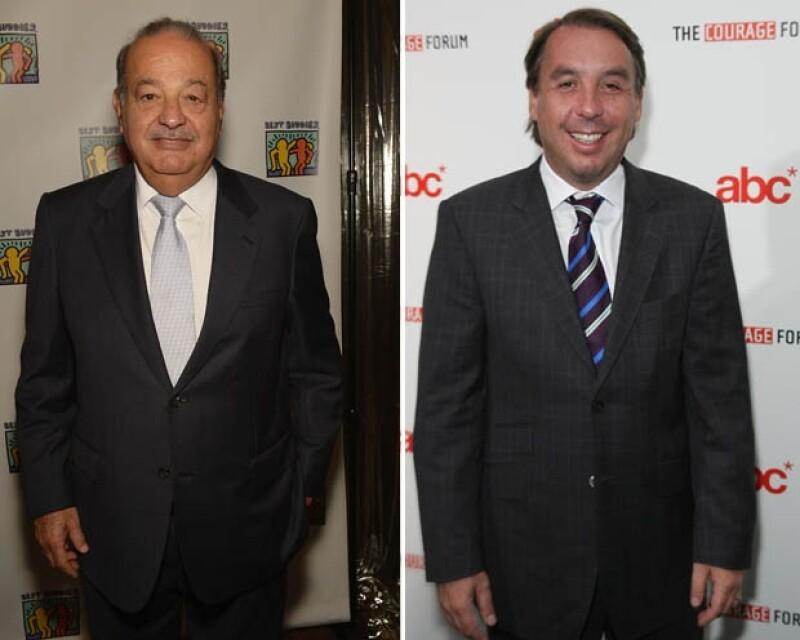El dueño del América envió una felicitación al accionista del campeón del futbol mexicano; el también CEO de Grupo Televisa destacó la labor de Jesús Martínez Murguía, presidente del León.
