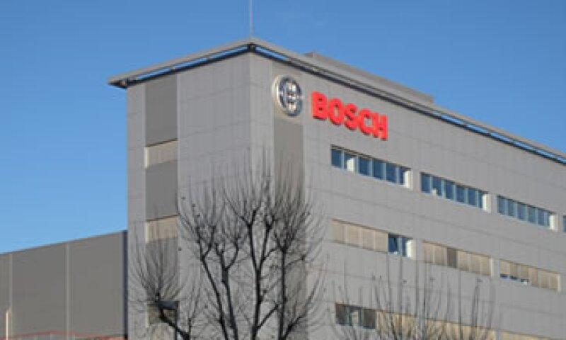 Robert Bosch tiene más de 10,000 empleados en México. (Foto: Getty Images)
