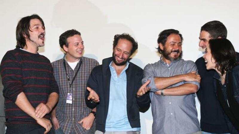 cineastas revolución