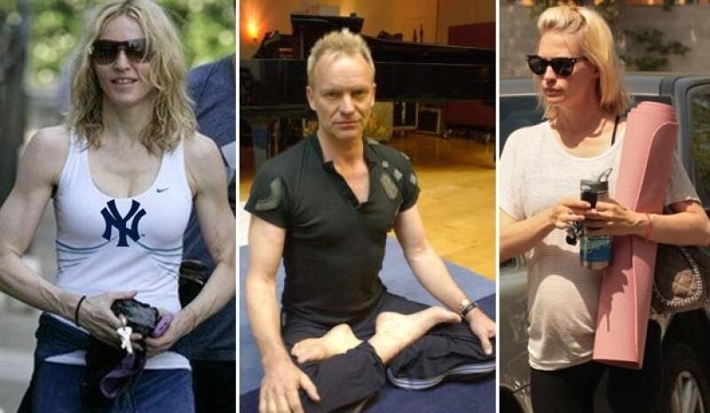 Varias celebrities se han esforzado por tener un nuevo estilo de vida, en el que pretenden ser más orgánicos y saludables. Conoce algunos de ellos.