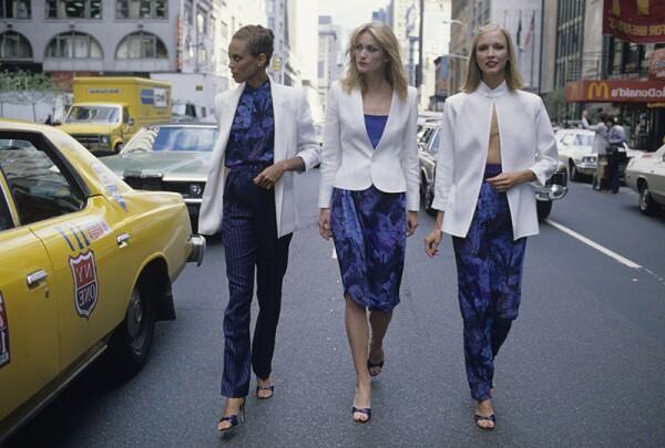 Calvin Klein Collection October 1975, New York