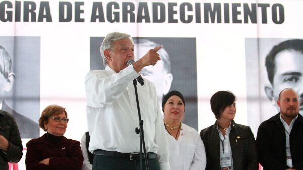 López Obrador refinerías