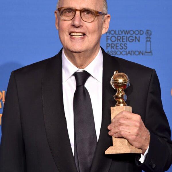 En la categoría Mejor actor en una serie de comedia ganó Jeffrey Tambor con Transparent.