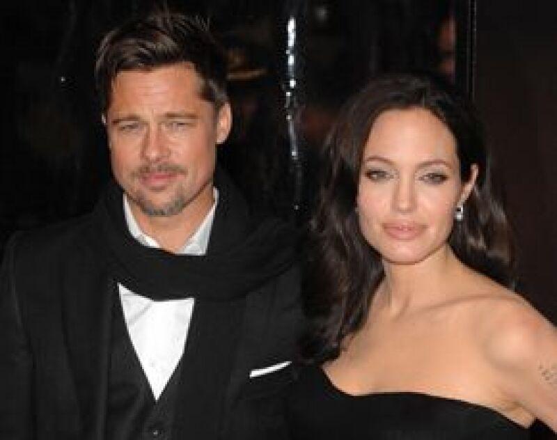 La actriz asegura que nunca consideró la posibilidad de embarazarse hasta que se enamoró de Pitt.