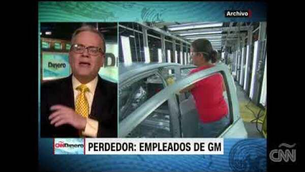 Los anuncios de GM pueden afectar a los fabricantes de autopartes del país