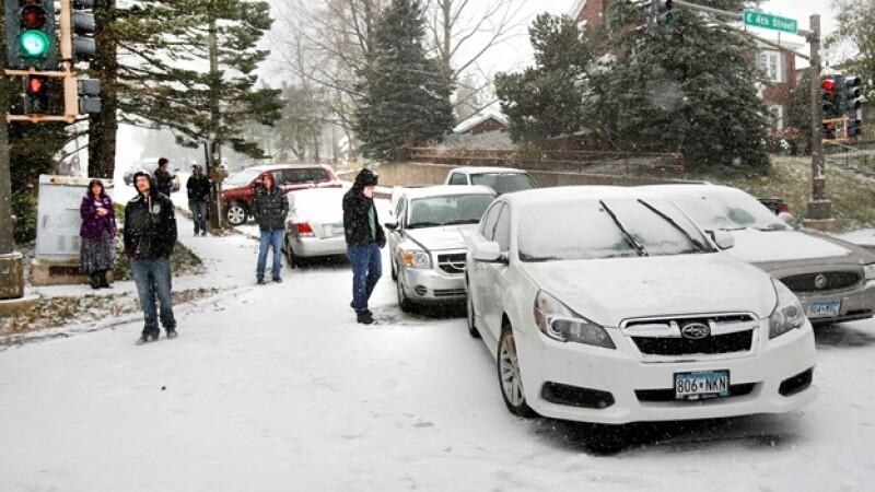 nevada frio Minnesota