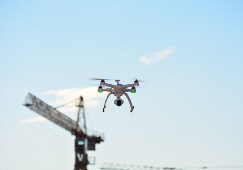 dron infraestructura