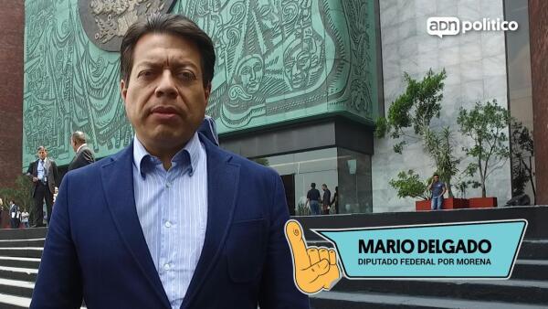 #YoLegislador|Mario Delgado