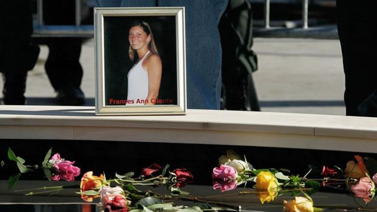 Foto de victima del 11 de septiembre
