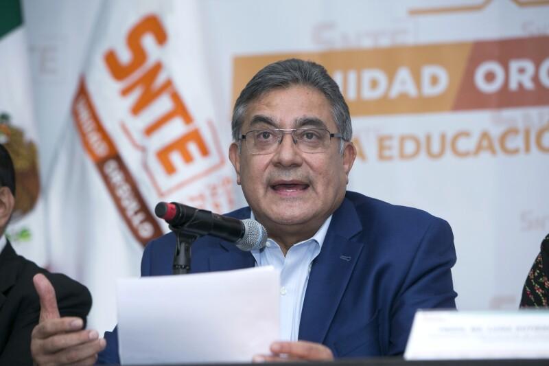Alfonso Cepeda SNTE