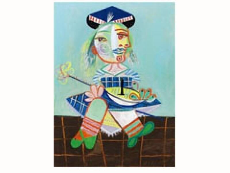 La obra del pintor español no fue vendida debido a la crisis financiera. (Foto: AP)