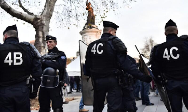 Las autoridades francesas retiraron el artículo sospechoso del lugar. (Foto: AFP/Archivo)