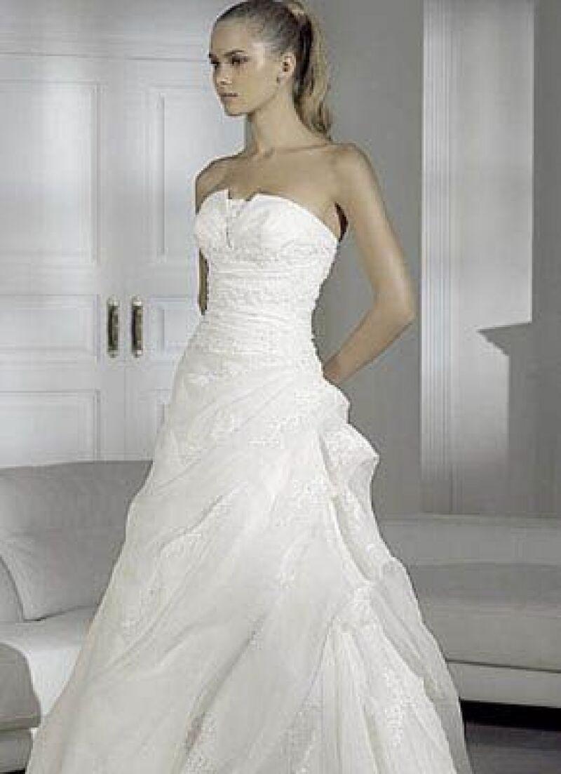 Si estás a punto de casarte y no tienes ni idea que tipo de vestido de novia te gustaría utilizar, aquí  te presentamos una guía muy sencilla.