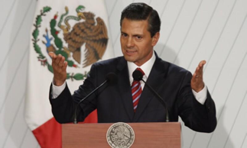 Peña Nieto promulgó la reforma en telecomunicaciones desde junio del año pasado. (Foto: Notimex)