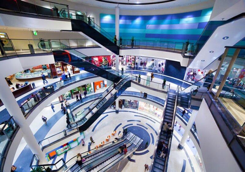 centro comercial iStock