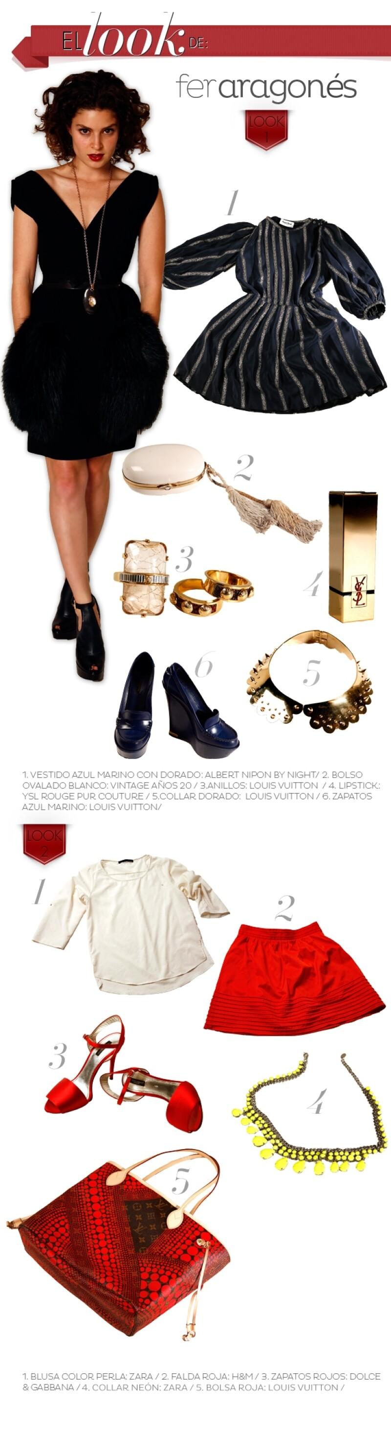 Ella es arriesgada al vestir, le encanta mezclar marcas, texturas y colores. Su regla de oro es no repetir outfit para hacer más creativas sus combinaciones.