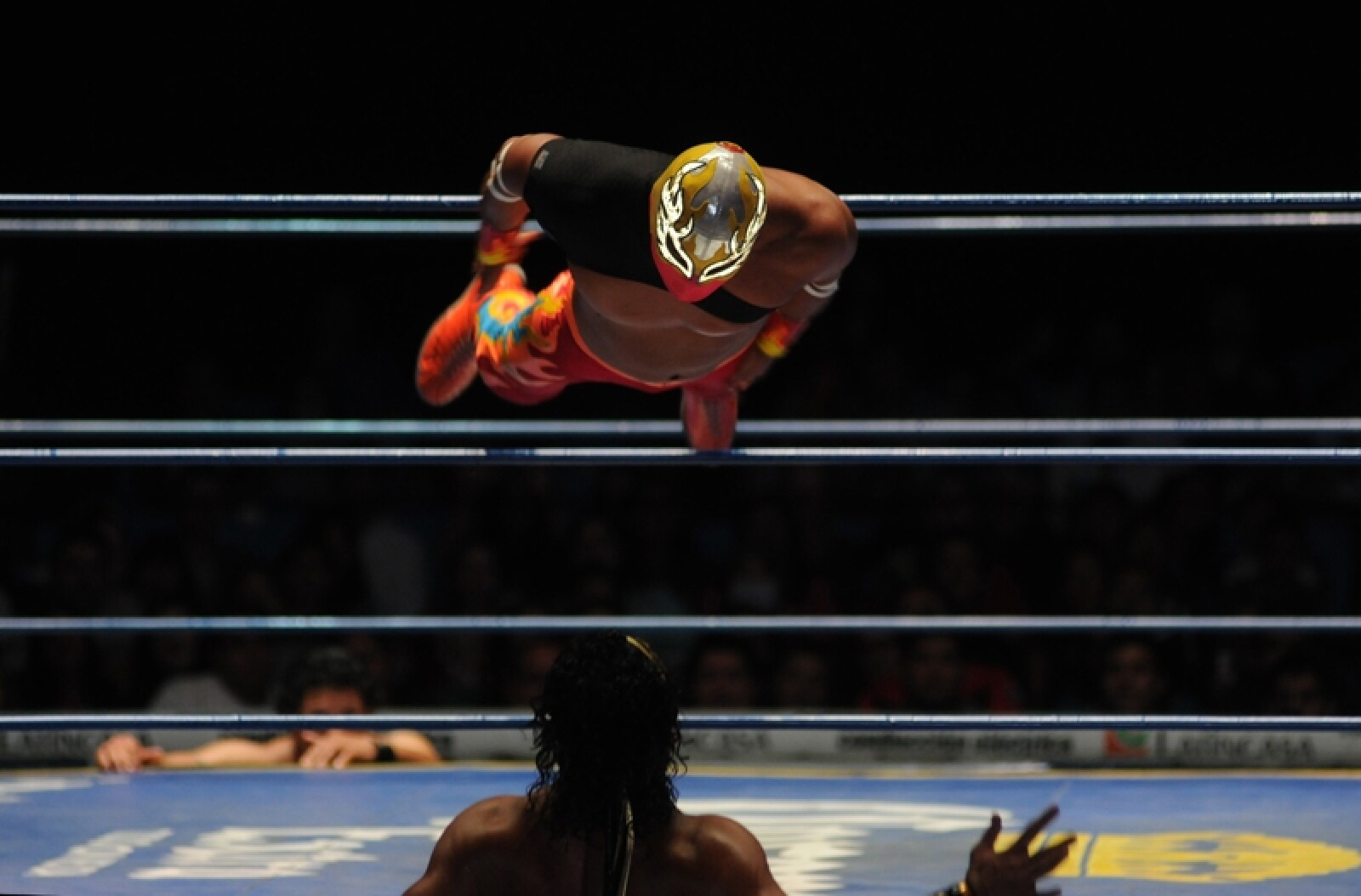 Fuego rey escorpion arena mexico lucha libre