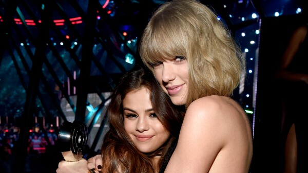 Selena and Taylor Swift