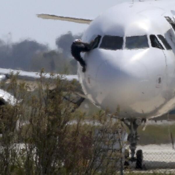 Crisis avión