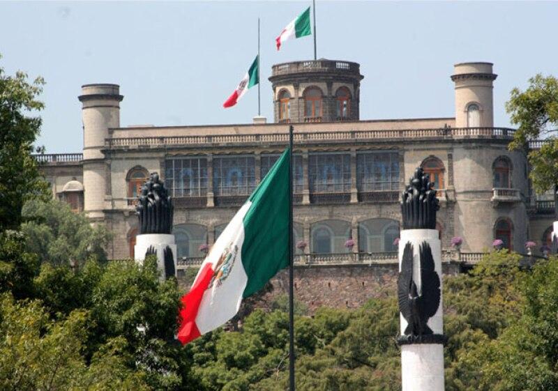 Fortaleza 6 Castillo de Chapultepec