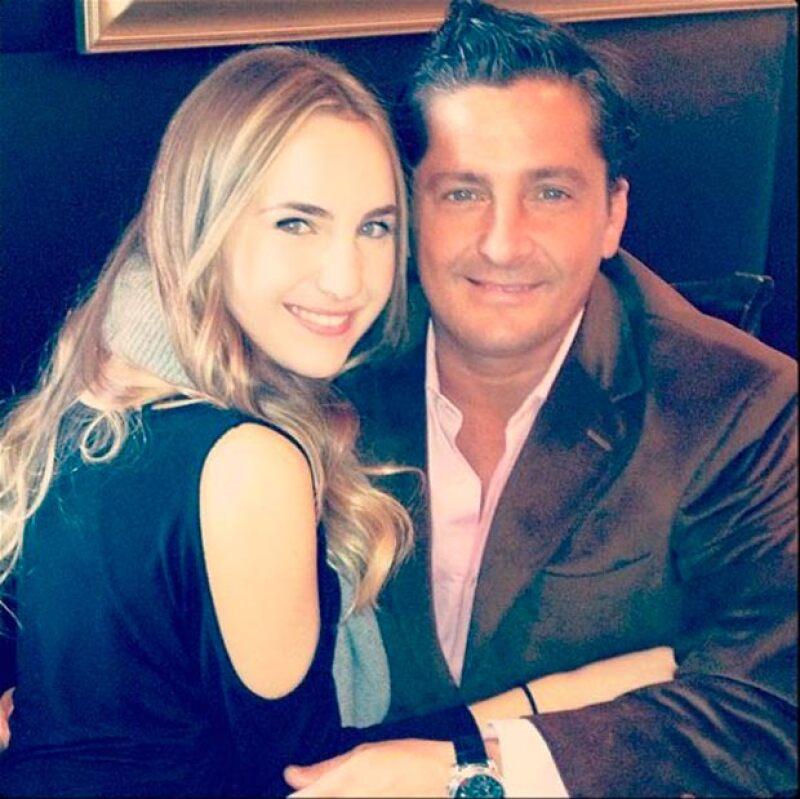 Isabella tiene 18 y es hija de Alejandro Basteri, hermano de Luis Miguel.