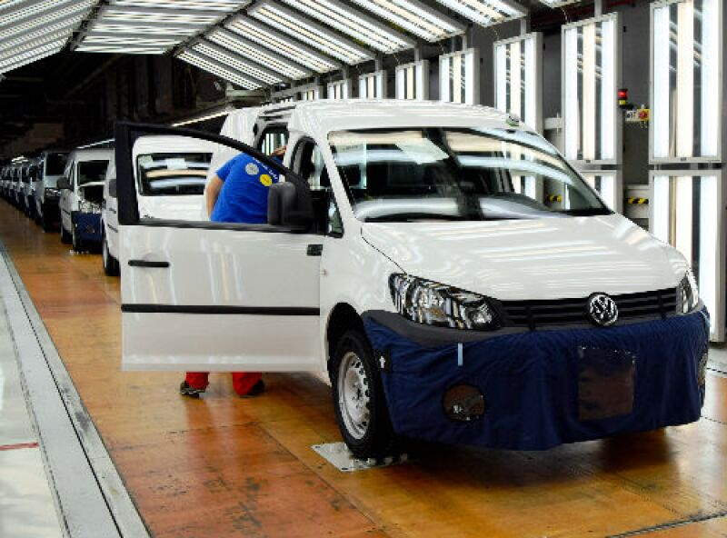 planta de Volkswagen