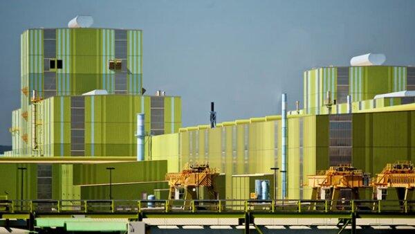 7. Desde esta planta se abastece a todas las plantas armadoras establecidas en el sur de EU, como las de BMW, Volkswagen y Honda