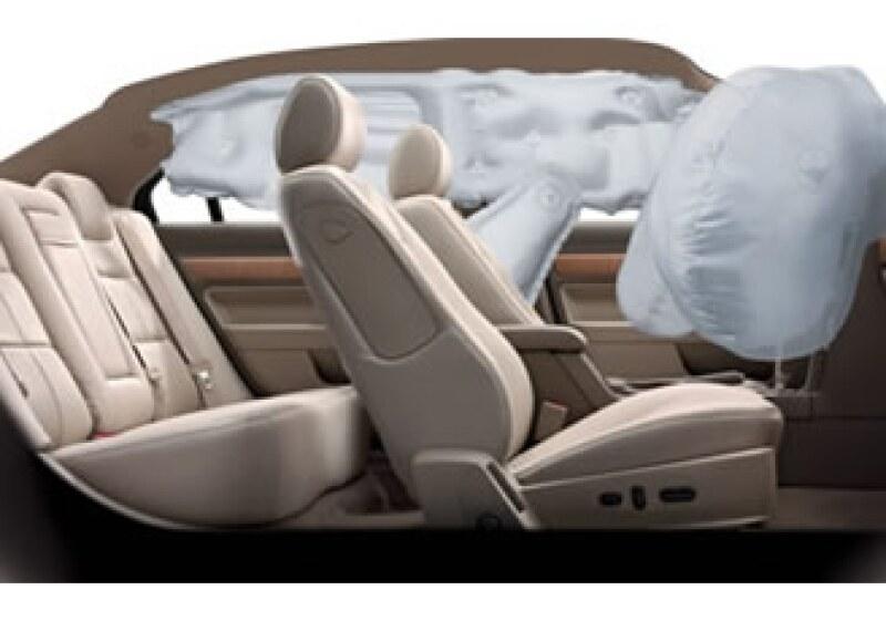 El uso de los cinturones junto con la bolsa de aire reduce el riesgo en un 15% adicional. (Foto: Autocosmos)