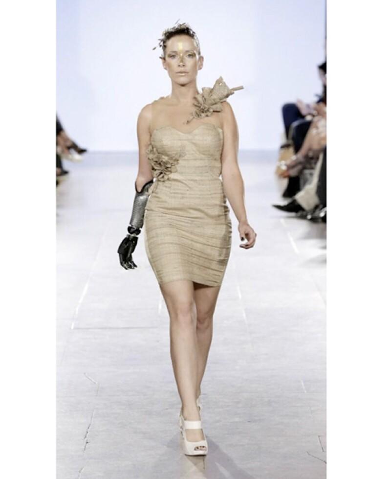 Descubre por qué Madeline Stuart, Rebekah Marine y Ashley Graham triunfaron en las pasarelas de la semana de la moda en Nueva York.