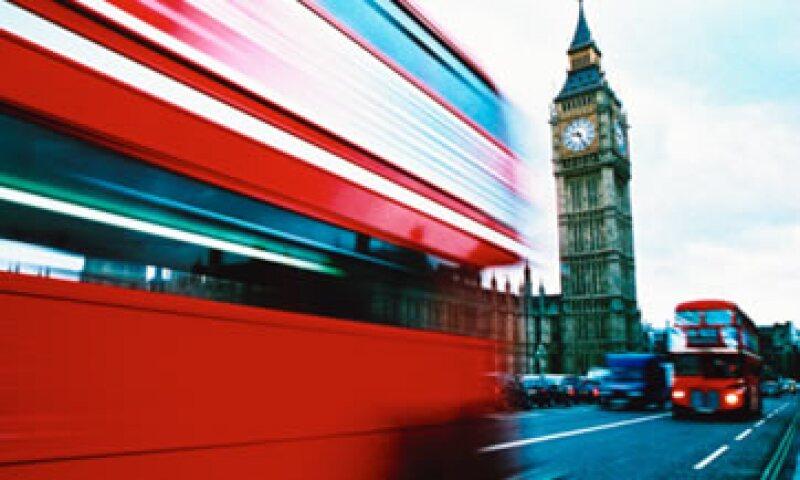 Londres tiene una renta per cápita equivalente a 332%, según la oficina de estadísticas Eurostat. (Foto: Thinkstock)