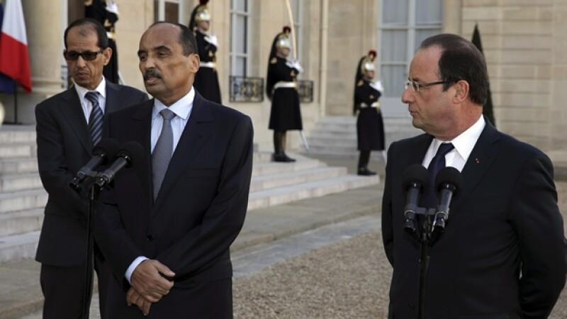 presidente de Mauritania
