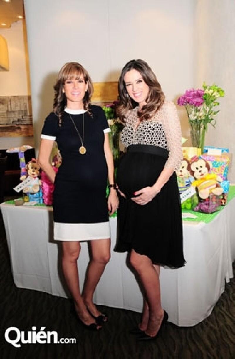 Esta mañana la tapatía celebró en Twitter el nacimiento de Ximena, la bebé de su hermana Alina, con quien compartió su embarazo, seguramente, Jacky no tarda en hacerle segunda.