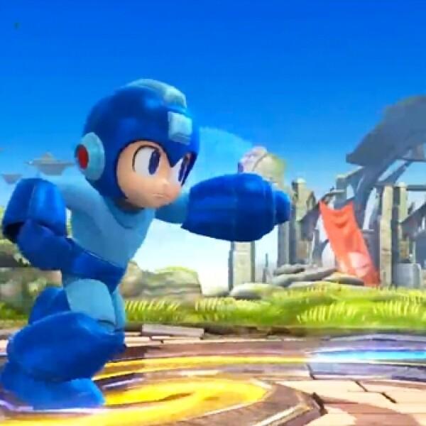 megaman Nintendo videojuego