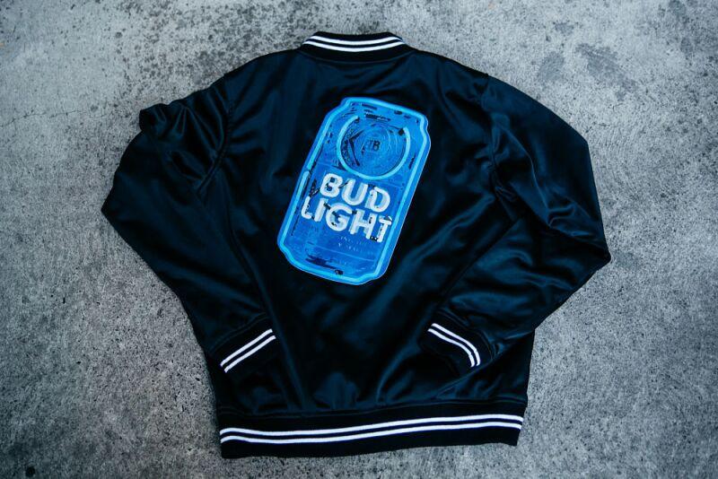 Bud Light Blue