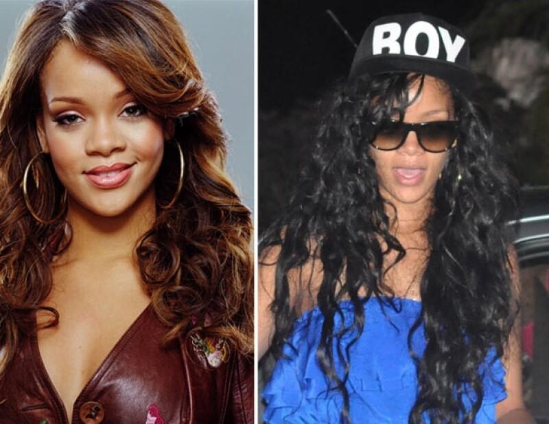 El antes y el después.