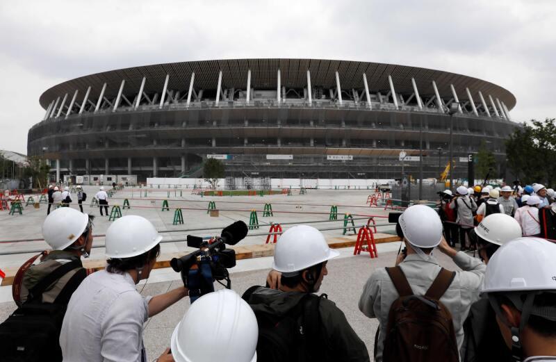 Estadio Japón 2020