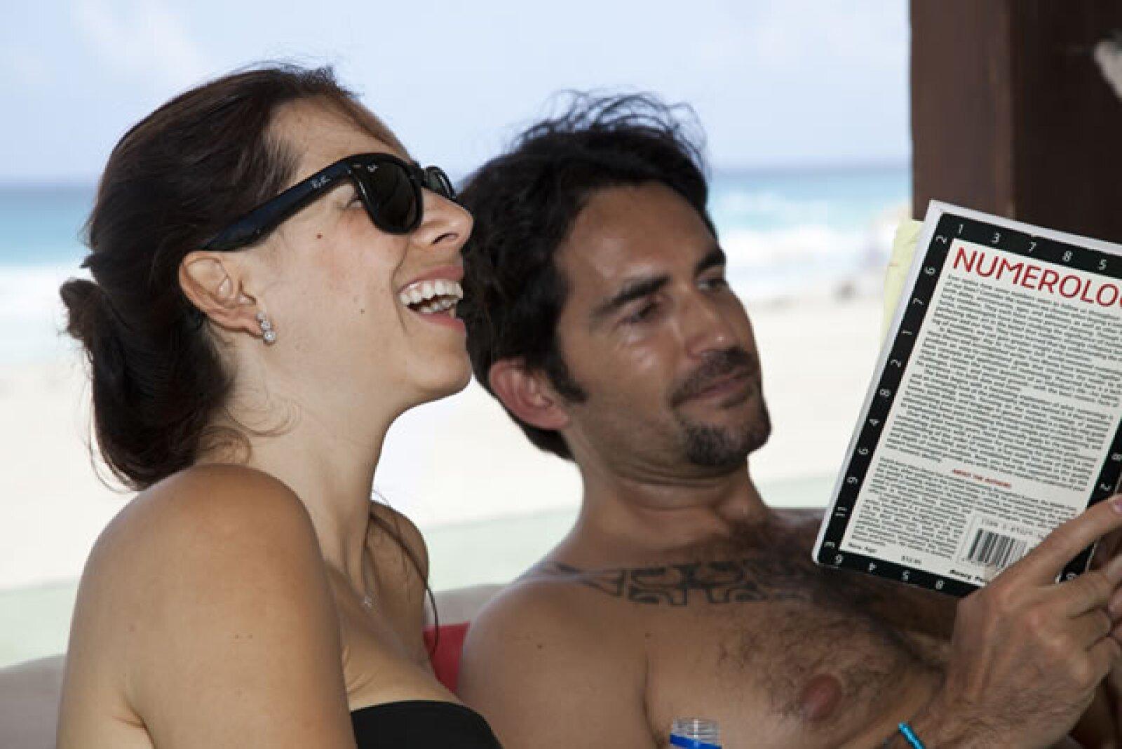 `Estoy en un punto muy alto en mi matrimonio. Que Eamonn y yo estemos bien, tiene que ver con el hecho de que los dos sabemos lo que significa mantener una relación.´, nos dijo Claudia en entrevista.