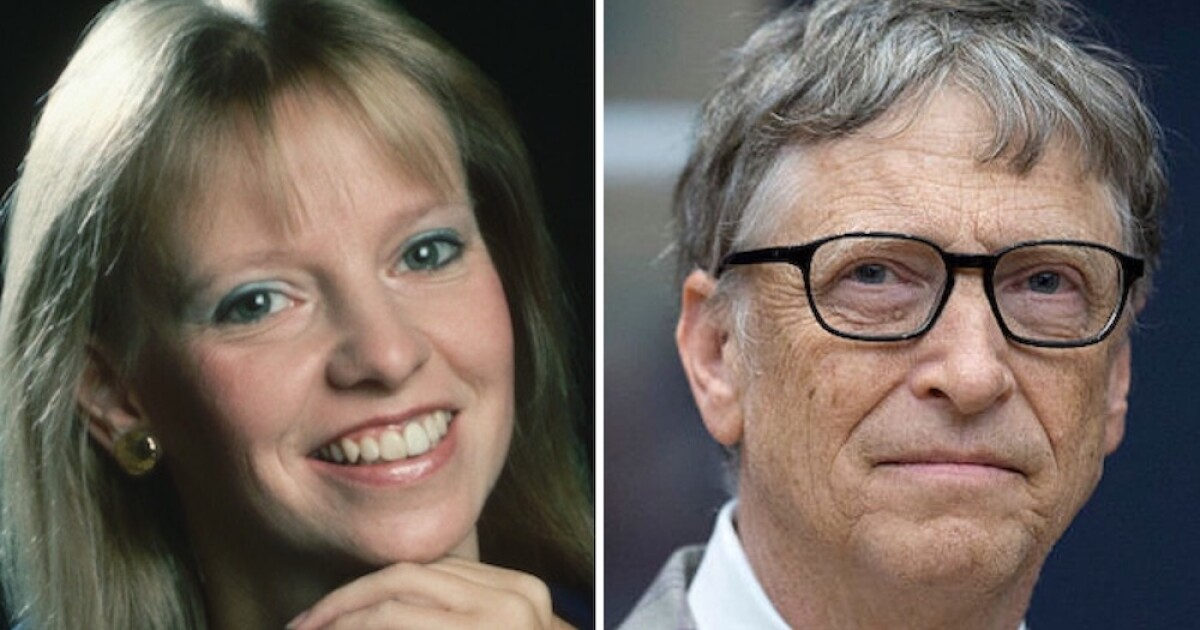 Bill Gates vacationed with his ex-girlfriend while he was married to Melinda