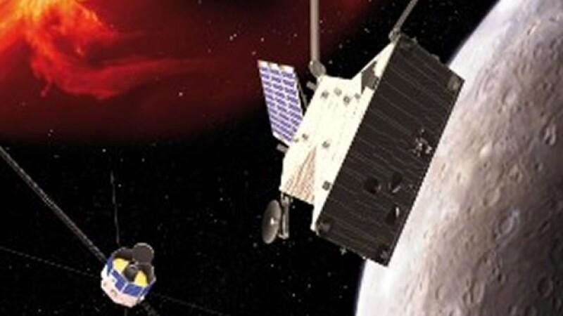 sonda BepiColombo agencia espacial europea mercurio