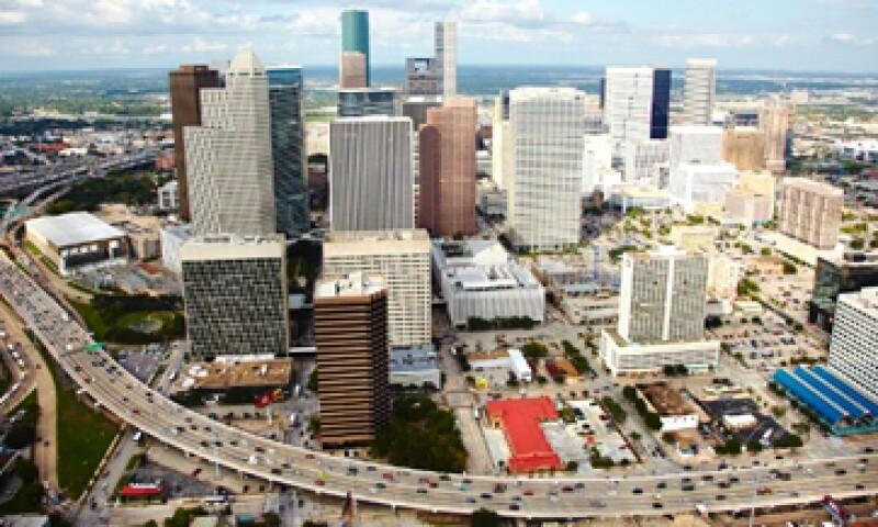 Houston es la segunda ciudad estadounidense con más crecimiento poblacional. (Foto: Tomada de CNNMoney.com)